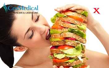 Đừng ăn những món này nếu bạn đang muốn giảm cân nhanh nhé