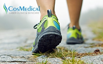 Áp dụng phương pháp đi bộ giảm mỡ bụng