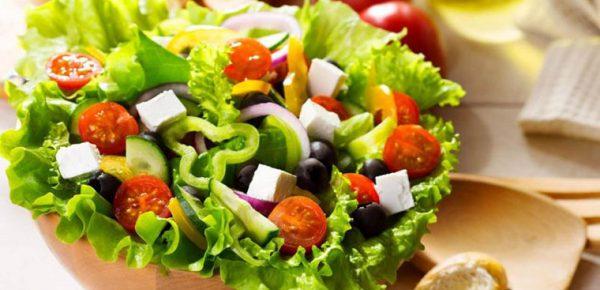 Chế độ ăn nhiều rau, củ, quả giàu protein tốt cho hệ tiêu hóa, hỗ trợ giảm mỡ bụng hiệu quả