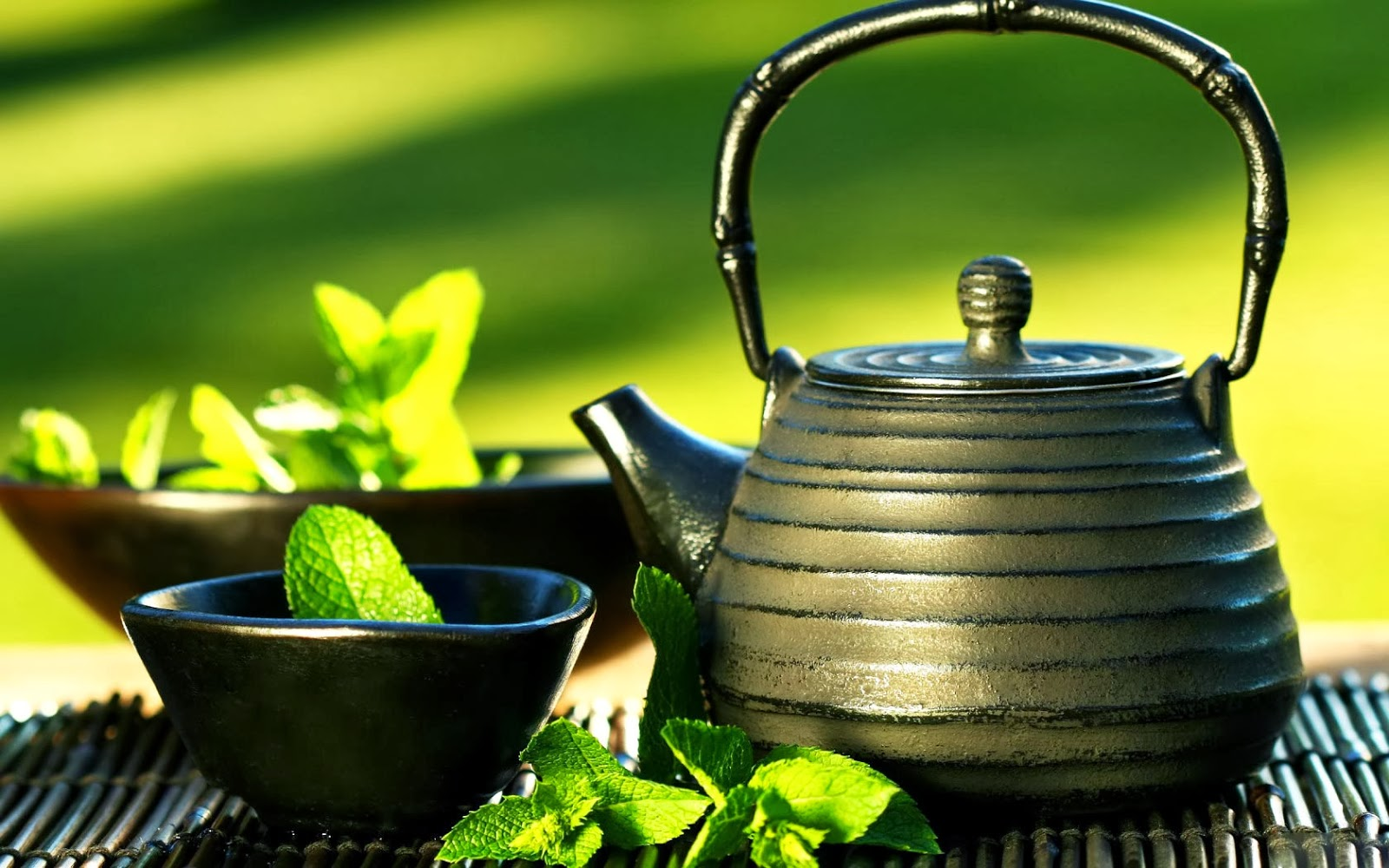 giảm béo toàn thân bằng trà xanh