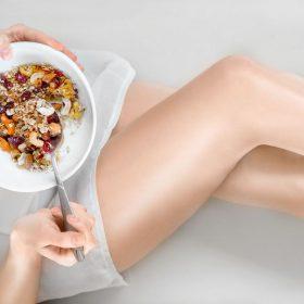Muốn giảm cân nhưng bị đau dạ dày? Đừng lo lắng đã có cách giảm béo bụng an toàn cho chị em rồi đây
