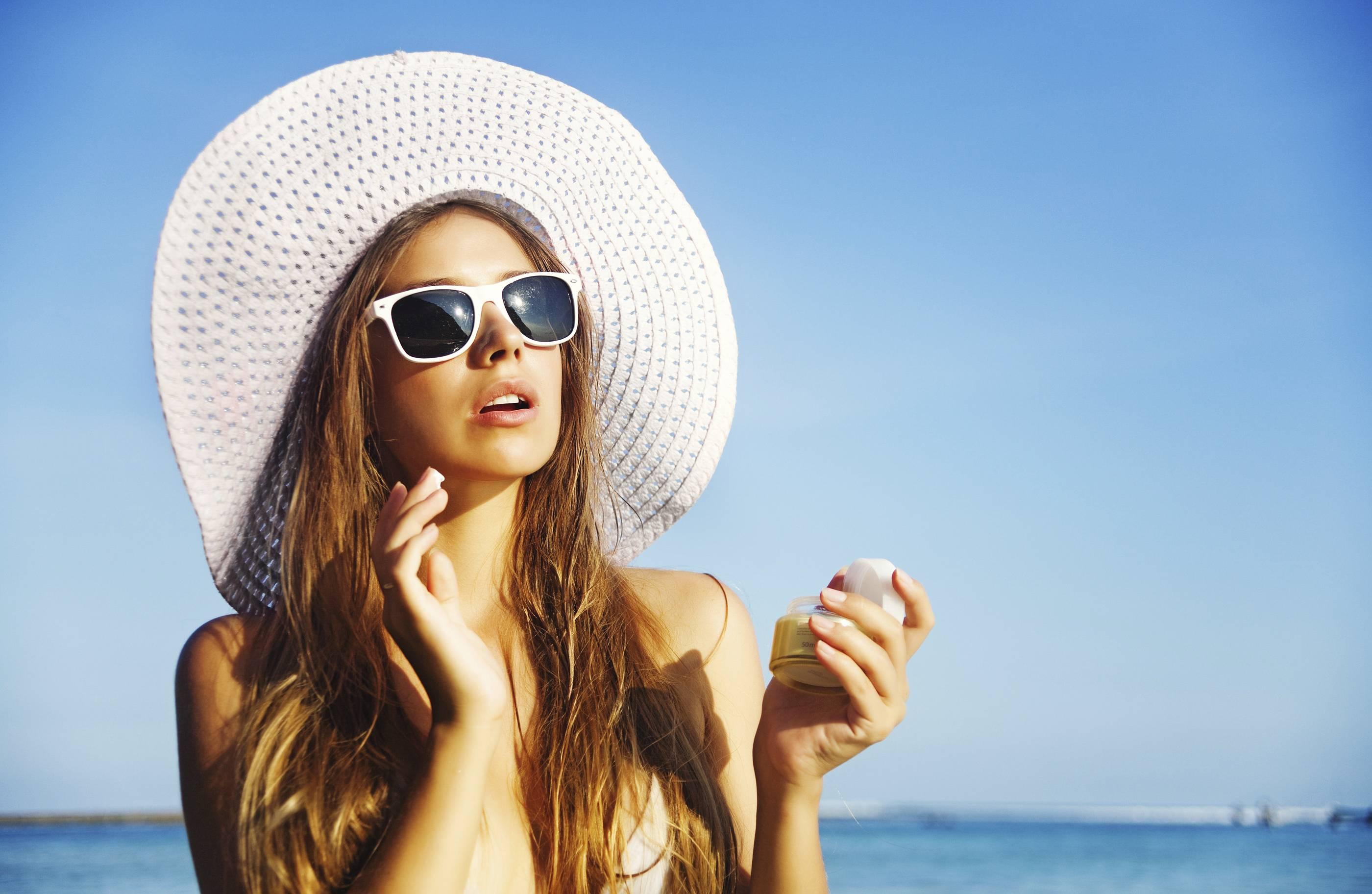 Cách duy trì làn da đẹp bằng cách chống nắng