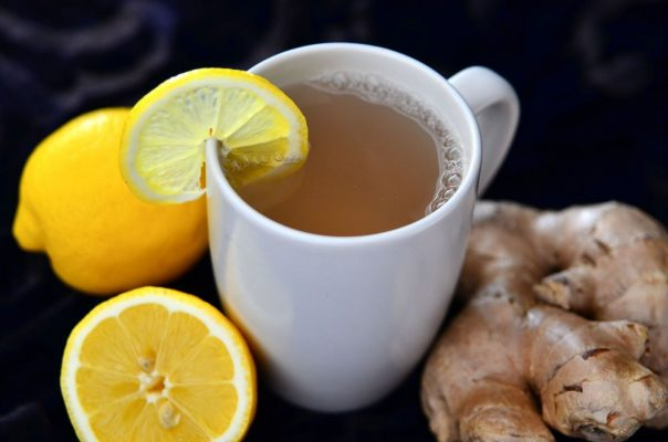Uống gừng tươi giảm béo bụng an toàn trong 2 tuần, bạn đã thử chưa?