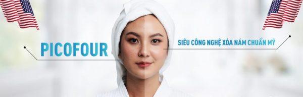 PICO4 - Công nghệ điều trị nám da không cần phẫu thuật hàng đầu của Mỹ