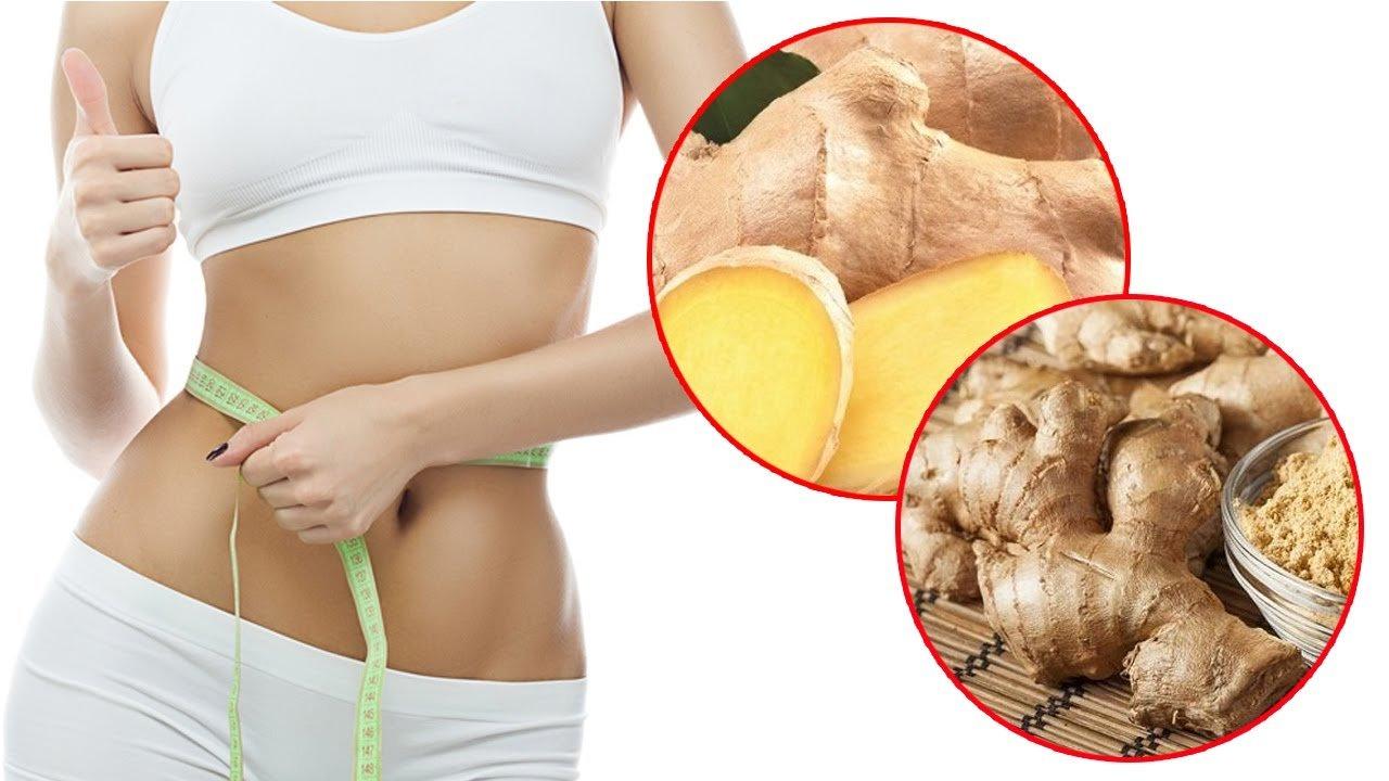 Uống gừng giảm mỡ bụng hiệu quả sau 2 tuần, bạn đã thử chưa?