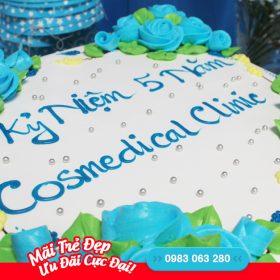 Hân hoan thân mật tiệc sinh nhật CosMedical Clinic - 5 năm chặng đường phát triển