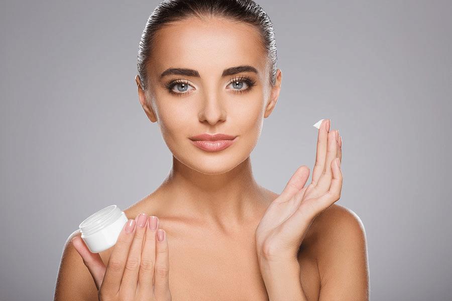 Tình trạng da sau khi điều trị laser