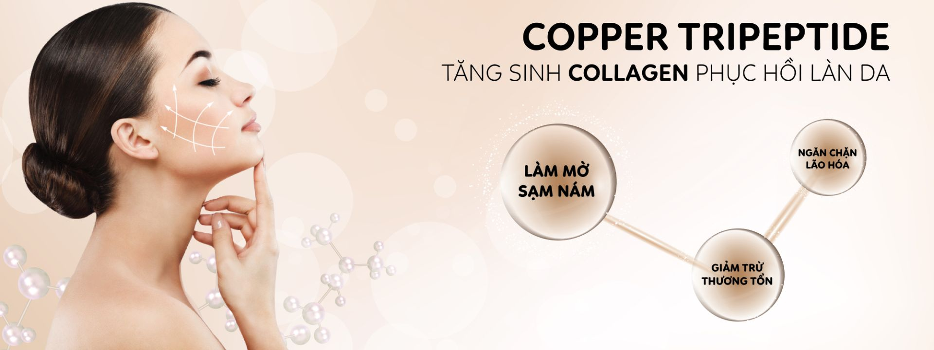 Cấy Copper Tripeptide