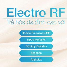 Liệu trình Electro RF- nâng cơ, săn chắc da