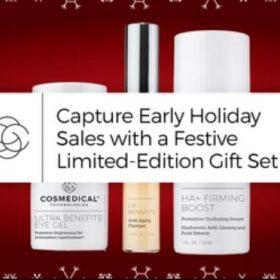 Đạt được doanh số bán hàng sớm trong kỳ nghỉ lễ với Bộ quà tặng phiên bản giới hạn lễ hội
