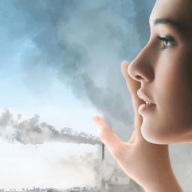 Làm thế nào bảo vệ da khỏi tác hại của khói bụi ô nhiễm?