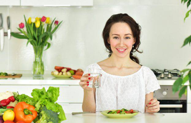 do you drink water immediately before or after a meal1 1501571988040