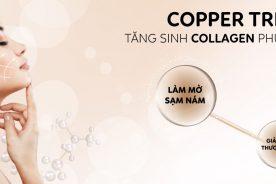 CẤY COPPER TRIPEPTIDE TÁI TẠO COLLAGEN