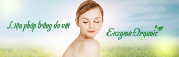Enzyme Organic - Da sáng mịn bất chấp nắng hè