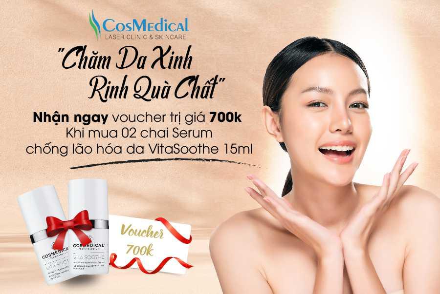 """""""CHĂM DA XINH - RINH QUÀ CHẤT"""""""