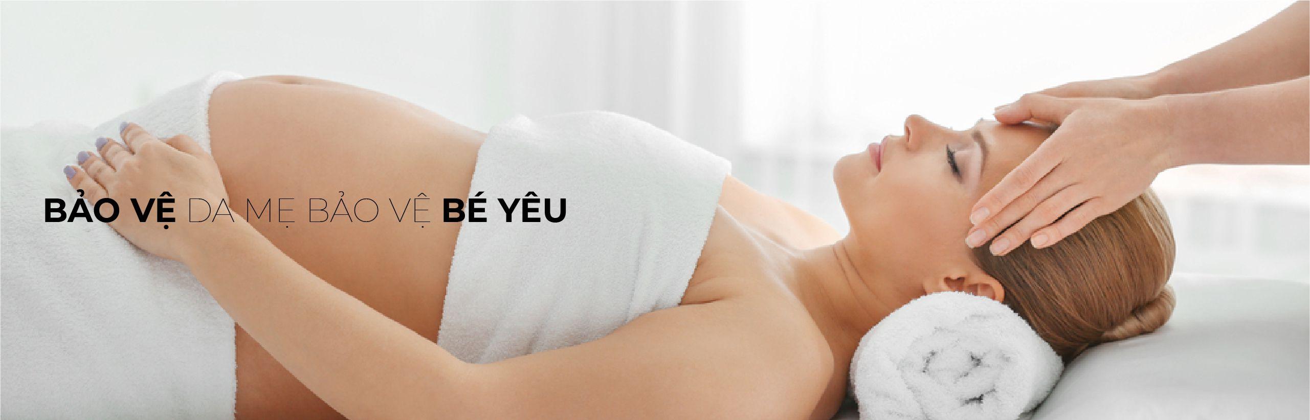 Banner Liệu trình cho phụ nữ mang thai và cho con bú