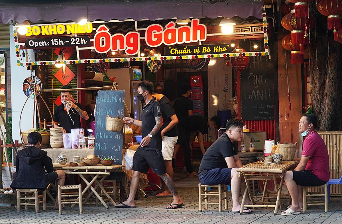 Đồng Nai cho quán ăn bán tại chỗ